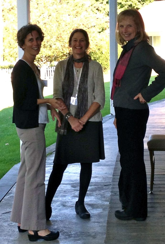 Jennifer Berman, Andrea Colnes and Beth Tener at EAN's 2013 Annual Meeting.